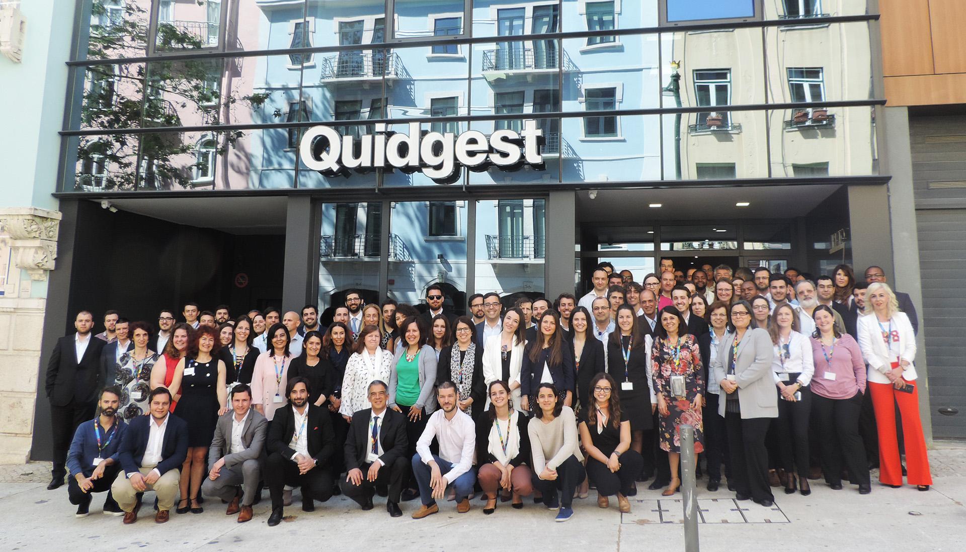 equipa quidgest software de gestão