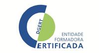 DGERT entidade formadora certificada