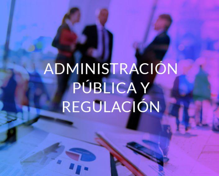 Administracion Pública y Regulacion Quidgest