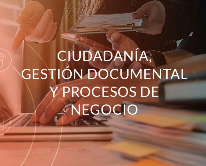 Ciudadanía, Gestión Documental Quidgest