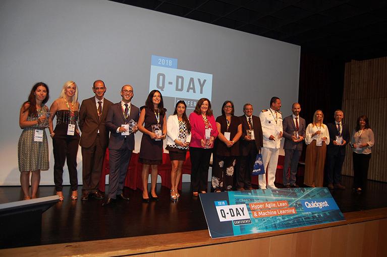q-day 2018, prémios co-inovação, quidgest
