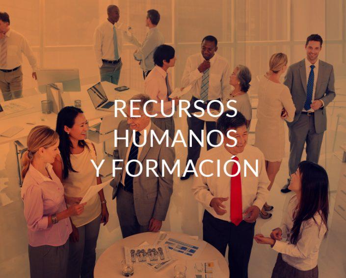Recursos Humanos y Formação Quidgest