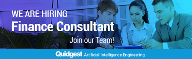 we are hiring finance consultant