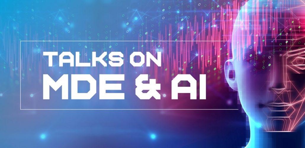 talks on mde & ai