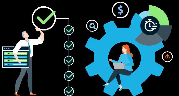 gestão de auditorias mais rápida
