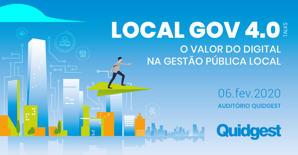Local Gov 4.0 talks