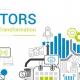vectors for digital transformation