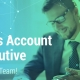 vaga para sales account executive