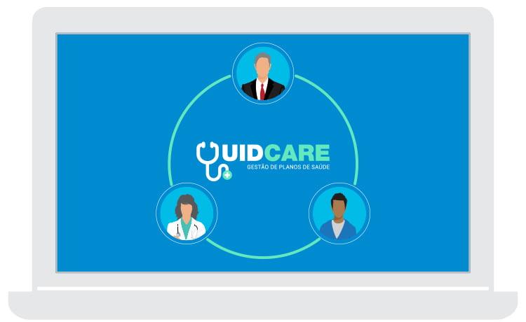 planos de saúde geridos pelos sistema Quidcare