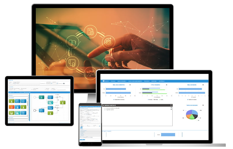 software de gestão documental quidgest